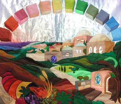 The horn of plenty original tapestry