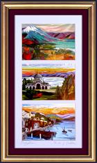 Landscapes triple