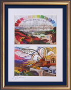 Prosperity of Jerusalem special print