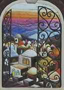 Window to Zion design