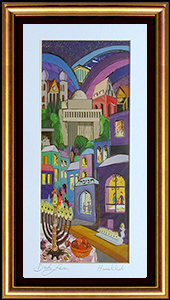 Chanukah special print