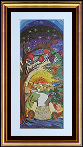 Shavuot special print