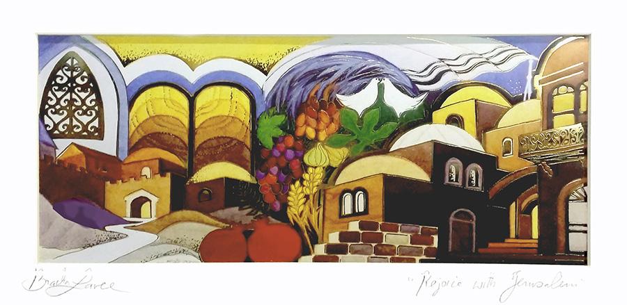 Rejoice with Jerusalem larger view