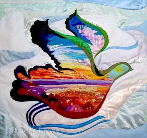 Liberty original tapestry