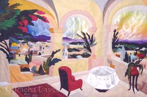 Shabbat original tapestry