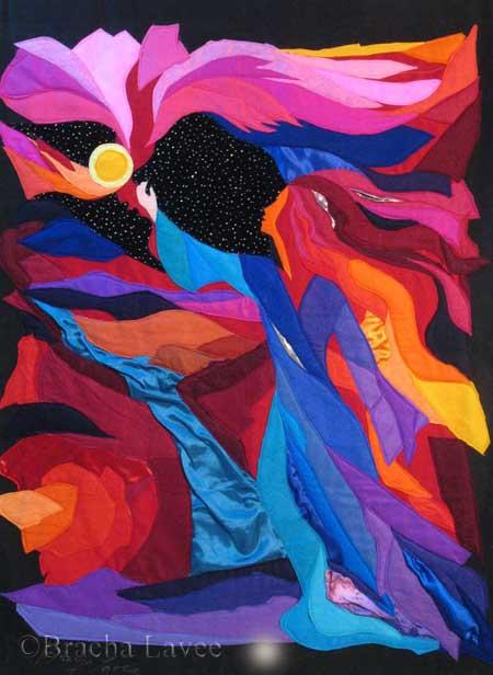 kabbalah original tapestry