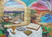 Passover in Jerusalem design