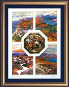 Holyland octagon special print